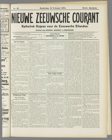 Nieuwe Zeeuwsche Courant 1905-02-23