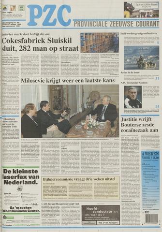 Provinciale Zeeuwse Courant 1999-03-23