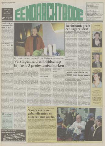Eendrachtbode (1945-heden)/Mededeelingenblad voor het eiland Tholen (1944/45) 2003-12-18