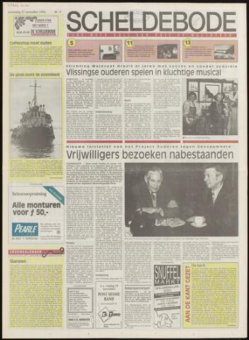 Scheldebode 1996-11-21