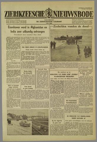 Zierikzeesche Nieuwsbode 1959-12-10
