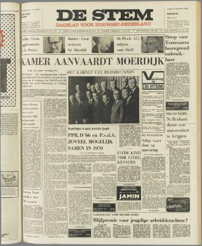 de Stem 1968-12-13