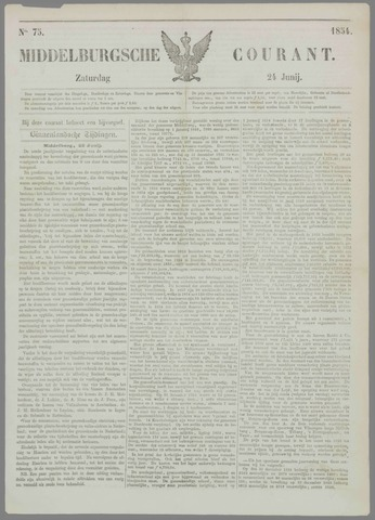 Middelburgsche Courant 1854-06-24