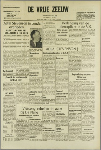 de Vrije Zeeuw 1965-07-15