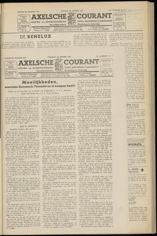 Axelsche Courant 1952-10-22