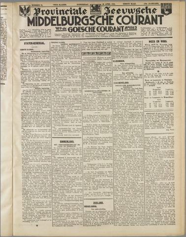 Middelburgsche Courant 1933-04-20