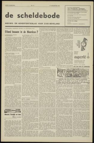 Scheldebode 1971-08-27