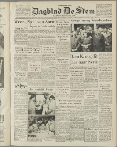 de Stem 1957-08-29