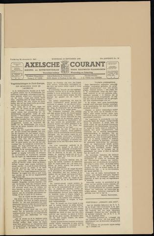 Axelsche Courant 1949-09-28