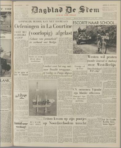 de Stem 1961-08-29
