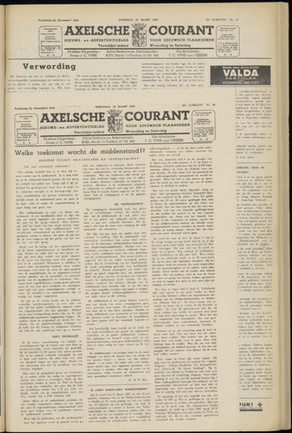 Axelsche Courant 1952-03-12