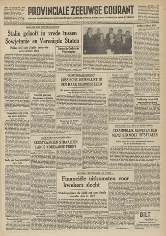 Provinciale Zeeuwse Courant 1952-12-27