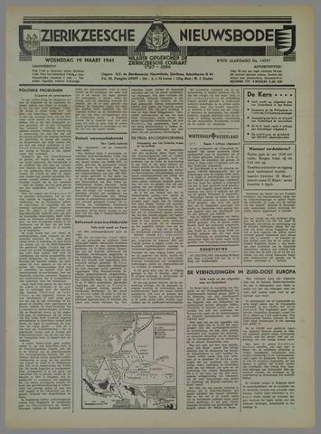 Zierikzeesche Nieuwsbode 1941-03-19