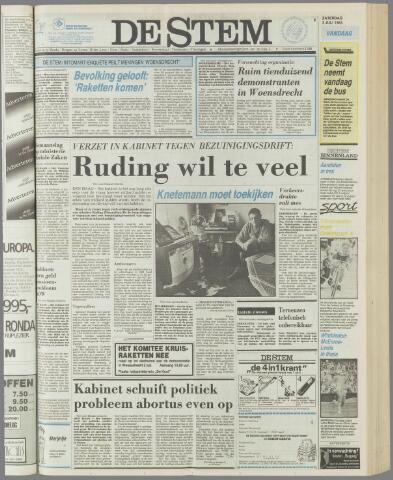 de Stem 1983-07-02