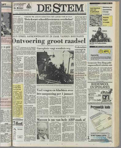 de Stem 1989-01-17