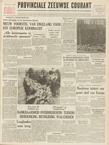 Provinciale Zeeuwse Courant 1964-10-26