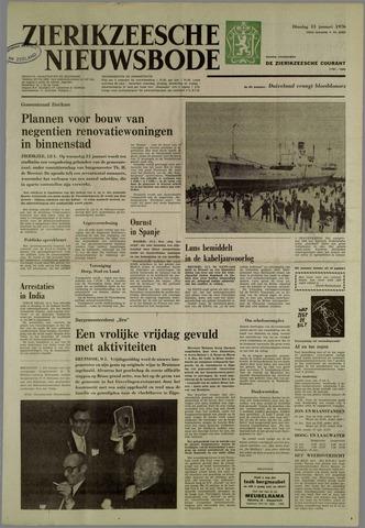 Zierikzeesche Nieuwsbode 1976-01-13
