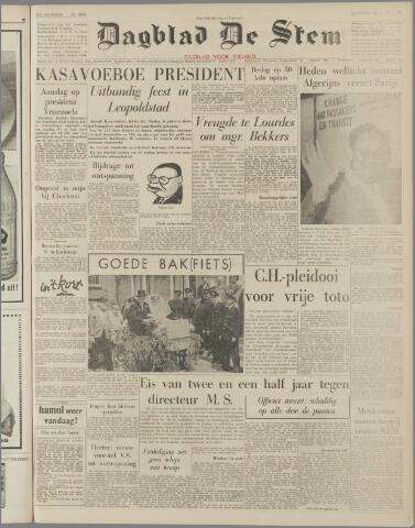 de Stem 1960-06-25