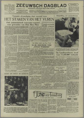 Zeeuwsch Dagblad 1954-05-11