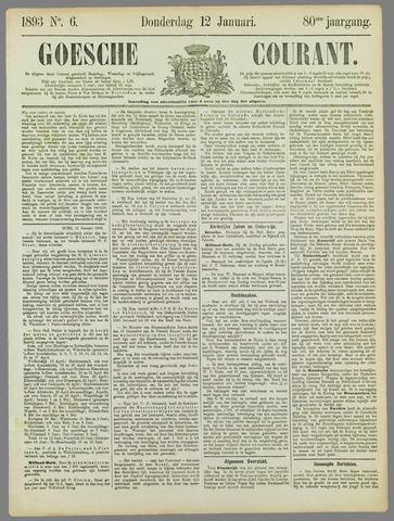 Goessche Courant 1893-01-12