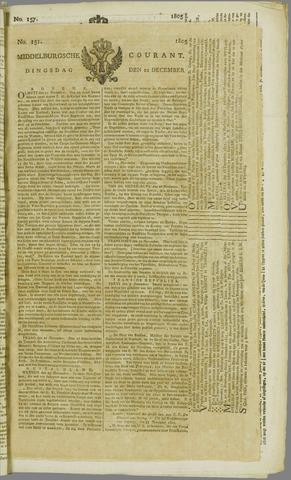 Middelburgsche Courant 1805-12-10