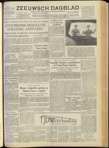 Zeeuwsch Dagblad 1954-11-24