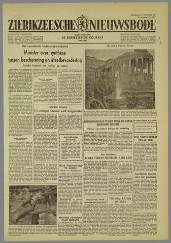 Zierikzeesche Nieuwsbode 1960-11-24