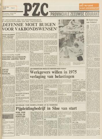 Provinciale Zeeuwse Courant 1974-06-20
