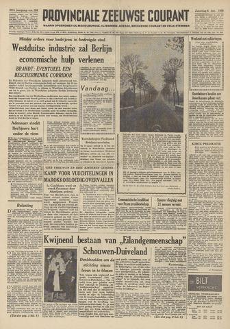 Provinciale Zeeuwse Courant 1958-12-06