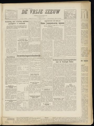 de Vrije Zeeuw 1949-10-11