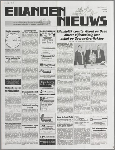 Eilanden-nieuws. Christelijk streekblad op gereformeerde grondslag 2004-03-26