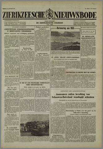Zierikzeesche Nieuwsbode 1958-01-31