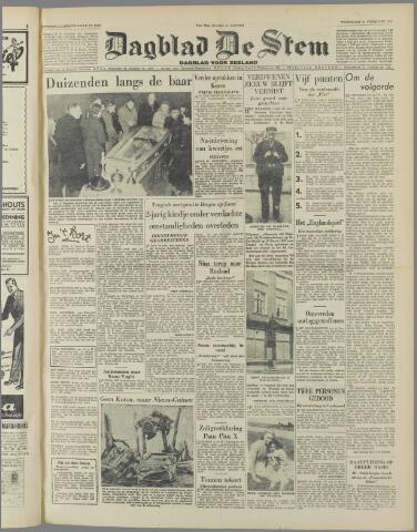 de Stem 1951-02-21