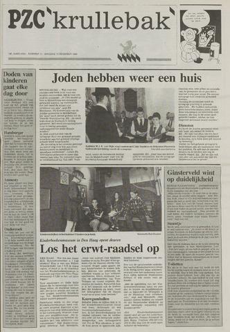 Provinciale Zeeuwse Courant katern Krullenbak (1981-1999) 1994-12-13