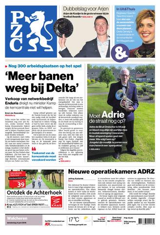 Provinciale Zeeuwse Courant 2016-06-09