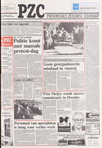 Provinciale Zeeuwse Courant 1988-10-15