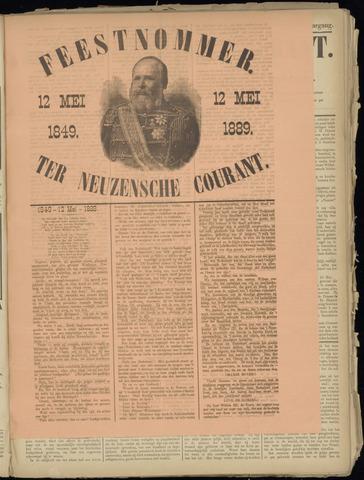 Ter Neuzensche Courant. Algemeen Nieuws- en Advertentieblad voor Zeeuwsch-Vlaanderen / Neuzensche Courant ... (idem) / (Algemeen) nieuws en advertentieblad voor Zeeuwsch-Vlaanderen 1889-05-12