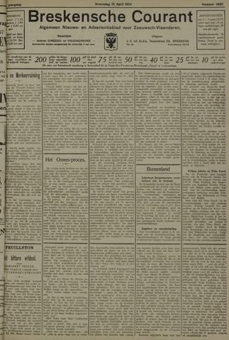 Breskensche Courant 1934-04-18