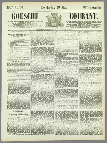 Goessche Courant 1897-05-13