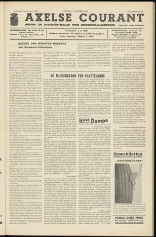 Axelsche Courant 1964-11-07