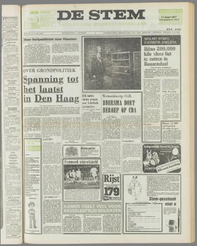 de Stem 1977-03-17