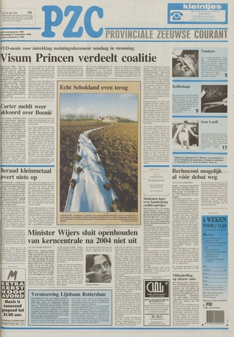 Provinciale Zeeuwse Courant 1994-12-21