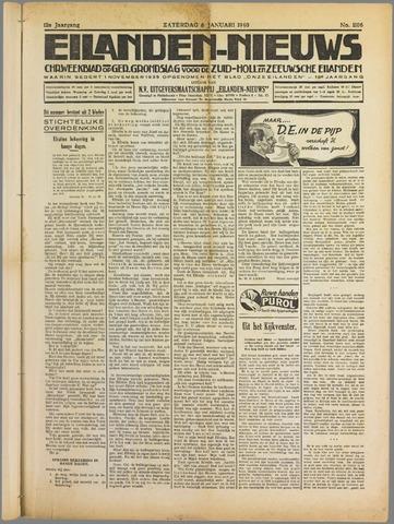 Eilanden-nieuws. Christelijk streekblad op gereformeerde grondslag 1940-01-06