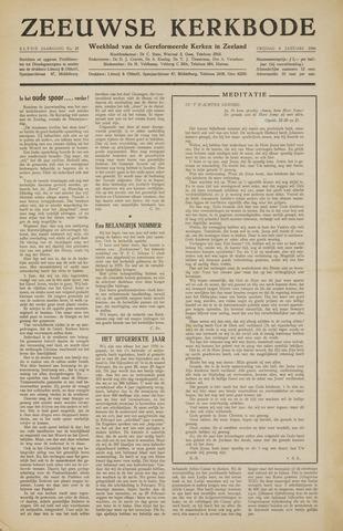 Zeeuwsche kerkbode, weekblad gewijd aan de belangen der gereformeerde kerken/ Zeeuwsch kerkblad 1956