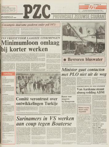 Provinciale Zeeuwse Courant 1983-01-20