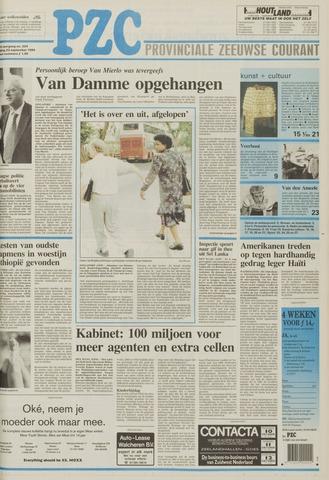 Provinciale Zeeuwse Courant 1994-09-23