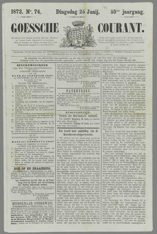 Goessche Courant 1872-06-25