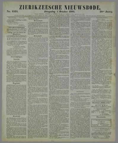 Zierikzeesche Nieuwsbode 1881-10-04