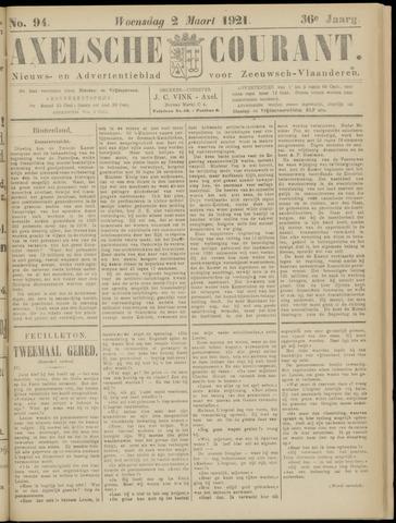 Axelsche Courant 1921-03-02