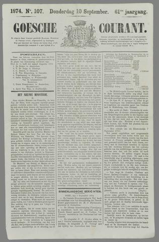 Goessche Courant 1874-09-10